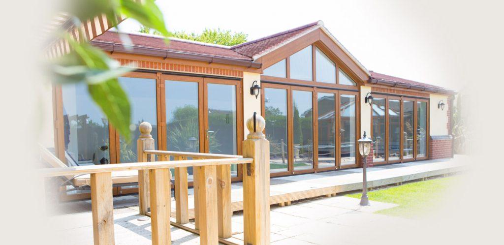 Luxury Extension Garden View